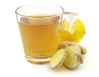 Напиток из имбиря и женьшеня, напиток для здоровья и энергии