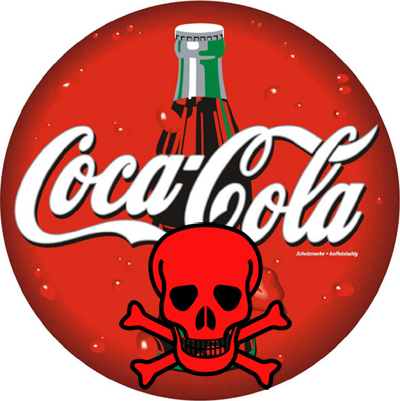 доказательство вреда Кока-Колы