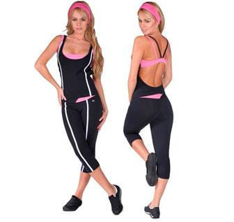 Летняя спортивная одежда для девушек и женщин