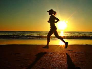 что лучше бегать утром или вечером