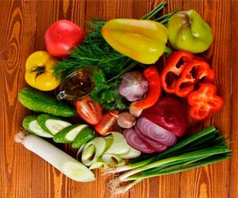 Весенняя диета или как быть в тонусе весной
