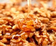Мёд с грецкими орехами для улучшения потенции мужчин