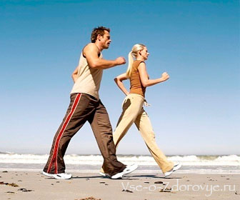 Пешие прогулки вернут молодость организму
